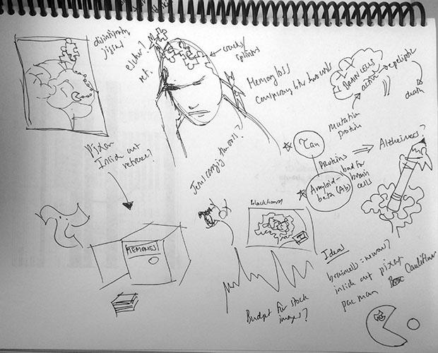 Initial idea brainstorm
